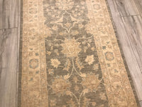 Pakistan Ziegler 3.0 x 17.10 Hand Knotted Wool