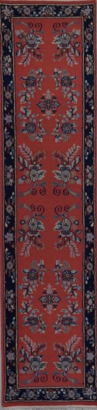 India Sarouq Hand knotted wool 3X10