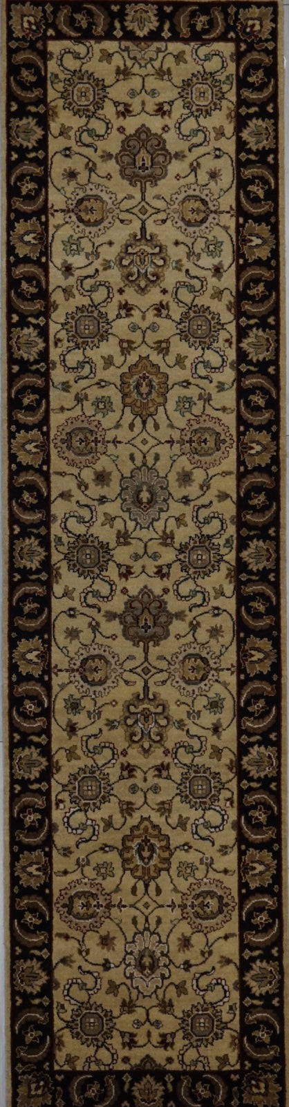 India Dimora Hand knotted Wool 3X10