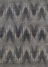 India Hand knotted wool 5X8