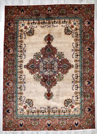 Old Persian Tabriz 8x10.6