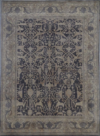 India Kashmar  Hand Knotted Wool 8X10