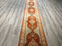 Pakistan Kerman 2.7 x 20.3 Hand Knotted wool