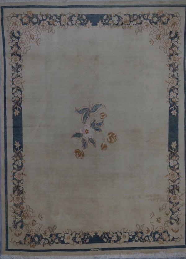 Old Persian Kashmar Hand knotted Wool 8X10