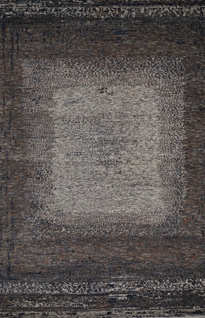 India Amazon Hand Knotted Wool 10X14