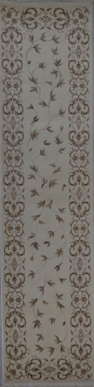 China Tabriz Hand Knotted Wool & silk