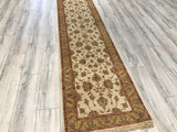 India Jaipur Chobi Hand knotted Wool 3X10