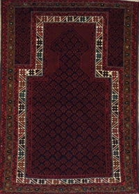 Persian Baluchi prayer Rug 3X5