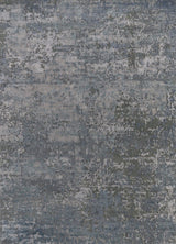 India Modern HDFR Collection Hand knotted Wool 8X10
