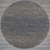 India Amazon hand knotted wool 8X8 Round