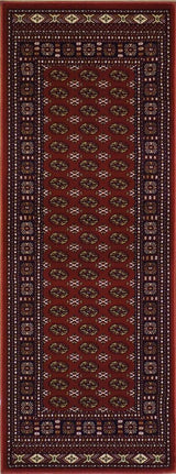 Turkish Bohemia Machine Made 3x10 Runner