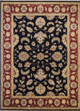 India Magnolia jaipur Hand Knotted Wool 8X10