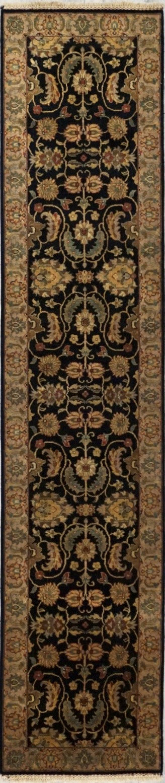 India Dimora Hand knotted Wool 3x12