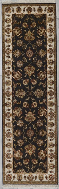 India Jaipur Wool/Silk 3x8