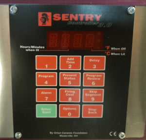 SENTRY 2.0 12-KEY REPLACEMENT CONTROLLER (FREE SHIPPING)