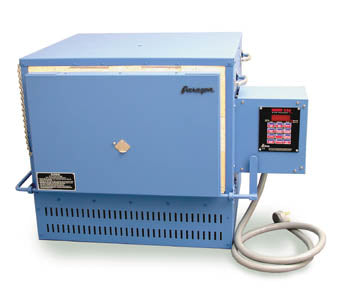 HT22-D LARGE HEAT TREATING KILN (3.38 CUBIC FT.)