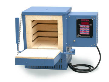 HT10-D 120 VOLT HEAT TREATING KILN (CHAMBER DEPTH 9