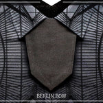 BERLIN BOW No. III design: diago silkrep