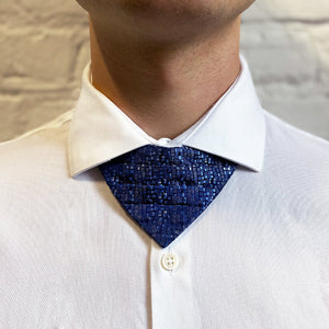 Berlin Bow No. I Piombo Blue - Accessories