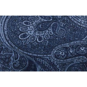 Berlin Bow No. Ii Oriente Paisley - 2060 Blue - Accessories