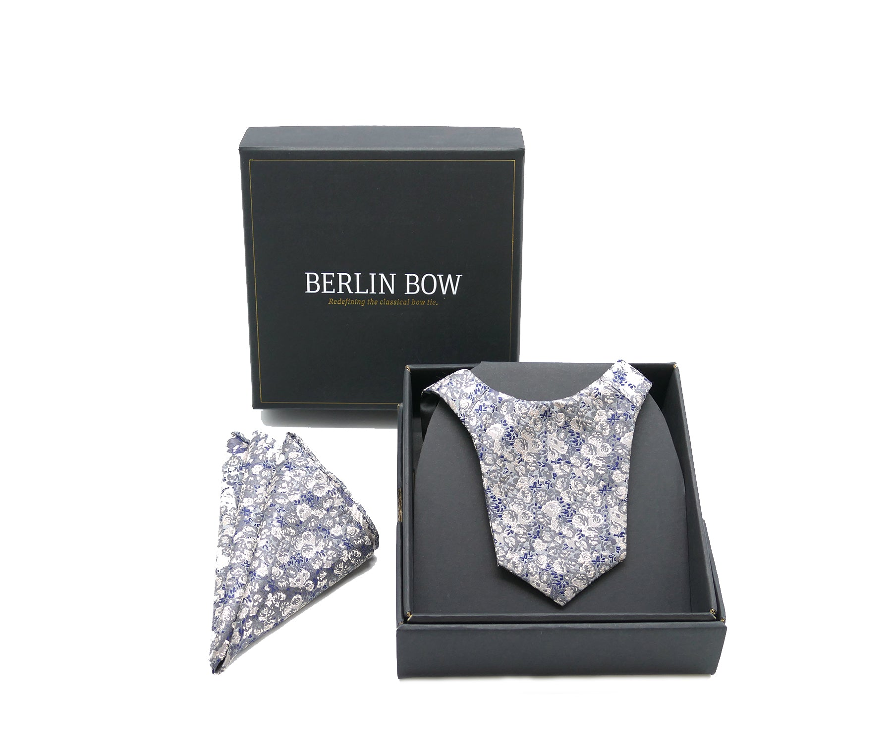 BERLIN BOW No. III design: nilo flower