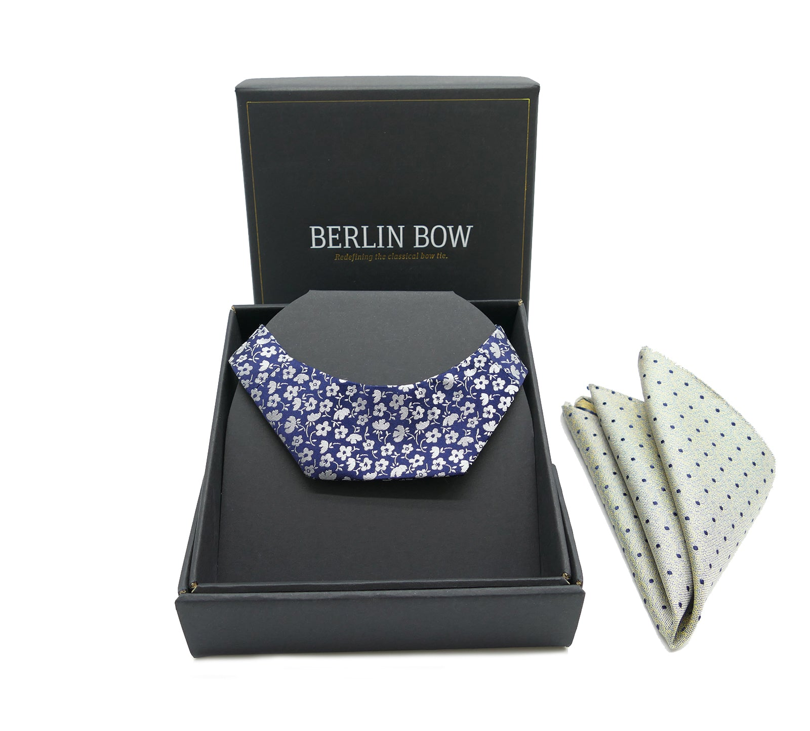 BERLIN BOW No. II design: pirlo flower