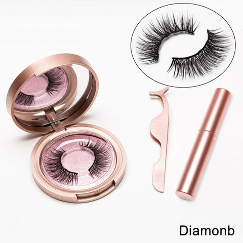 Eyeliner & Magnetic Eyelash Set