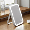 Image of LED Lighted Desktop Makeup Vanity Mirror