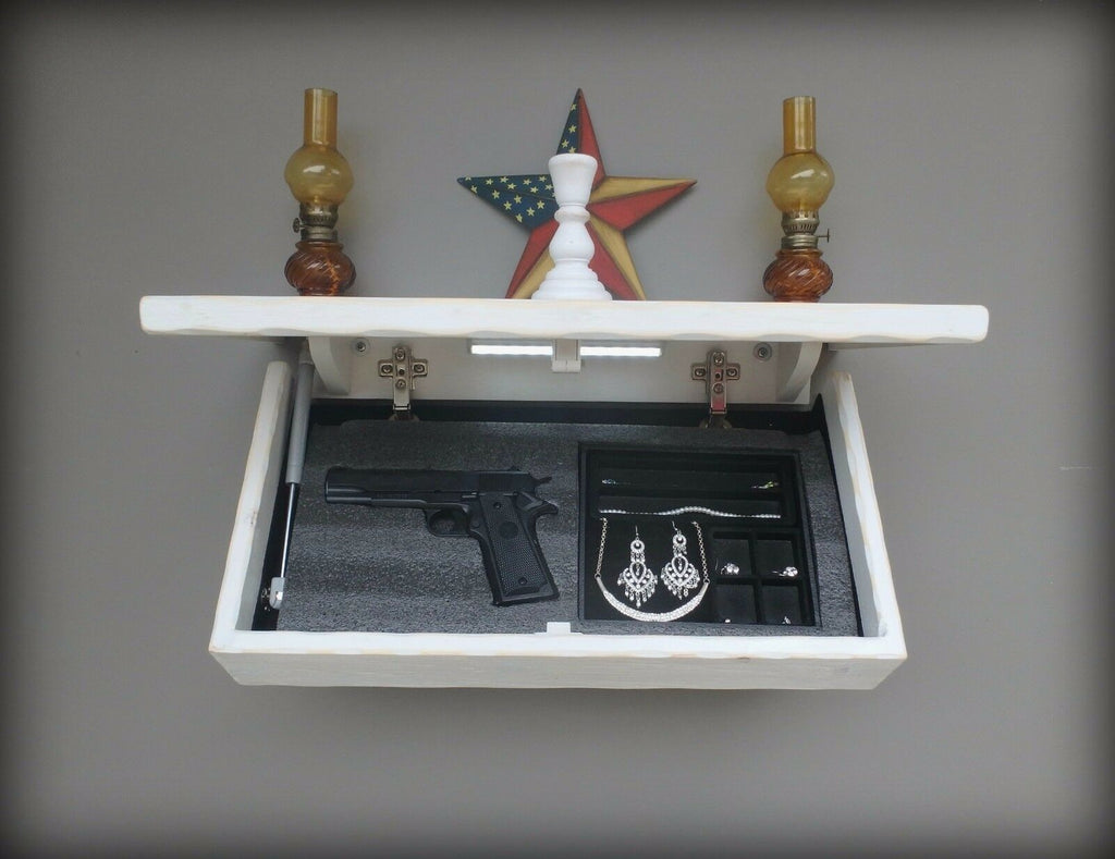Australia Gun Concealment Shelf
