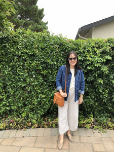 Everlane Review: The Denim Chore Jacket