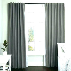 Incredible Hanging Curtains Without Rods