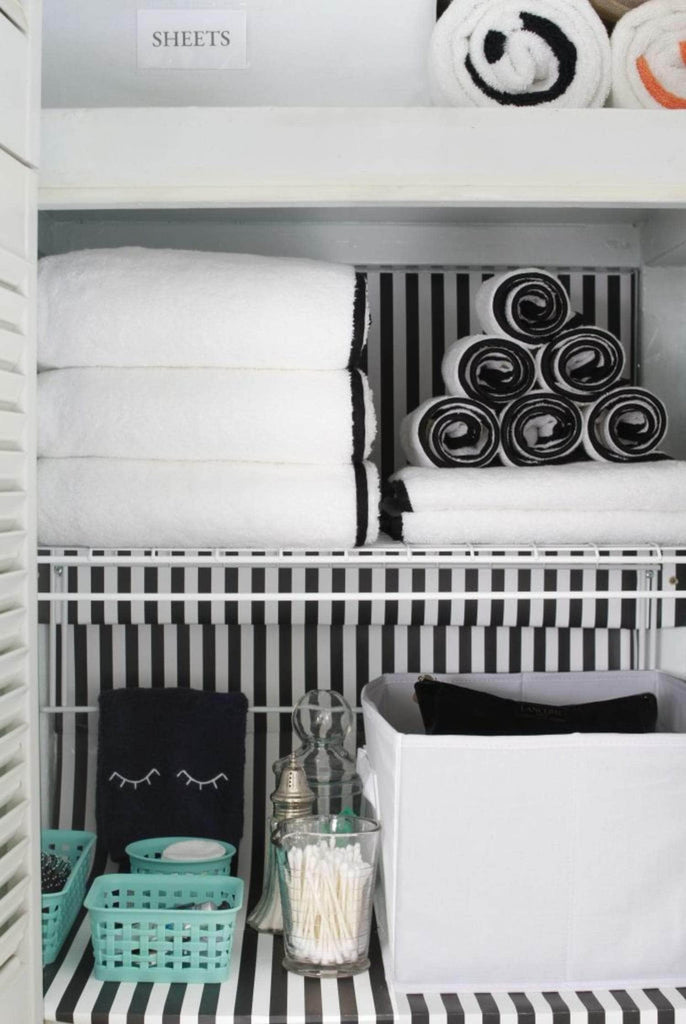 If You Constantly Feel Like You're Digging for Sheets, It's Time to Organize Your Linen Closet