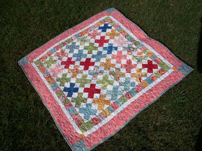 Blast from the Past: Quilts of May 2010