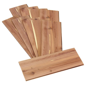 Storage household essentials 25012 1 cedarline collection cedar wood panels for closet storage 10 piece value pack