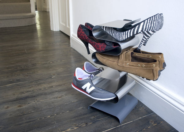 Results j me nest freestanding shoe rack shoe organizer keeps shoes boots sneakers and sandals off the floor a great shoe storage solution for your entryway living room bedroom or closet