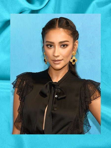 Shay Mitchell's Newly Organized Pantry Is a Type A's Dream
