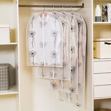 Load image into Gallery viewer, Garment Clothes Covers Protector Dustproof Waterproof Hanging Clothe Storage Bag Closet Organizer
