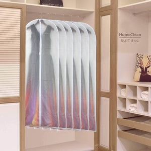 Buy now homeclean moth proof garment clothing bags 24 x 60 hanging clothing storage bags with 6 cedar balls for coat dance costumes long dress and long gowns