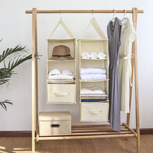 Load image into Gallery viewer, Hanging Closet Organizer with Drawers