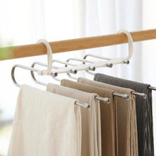 Load image into Gallery viewer, Adjustable Closet Organizer hanger hang clothes
