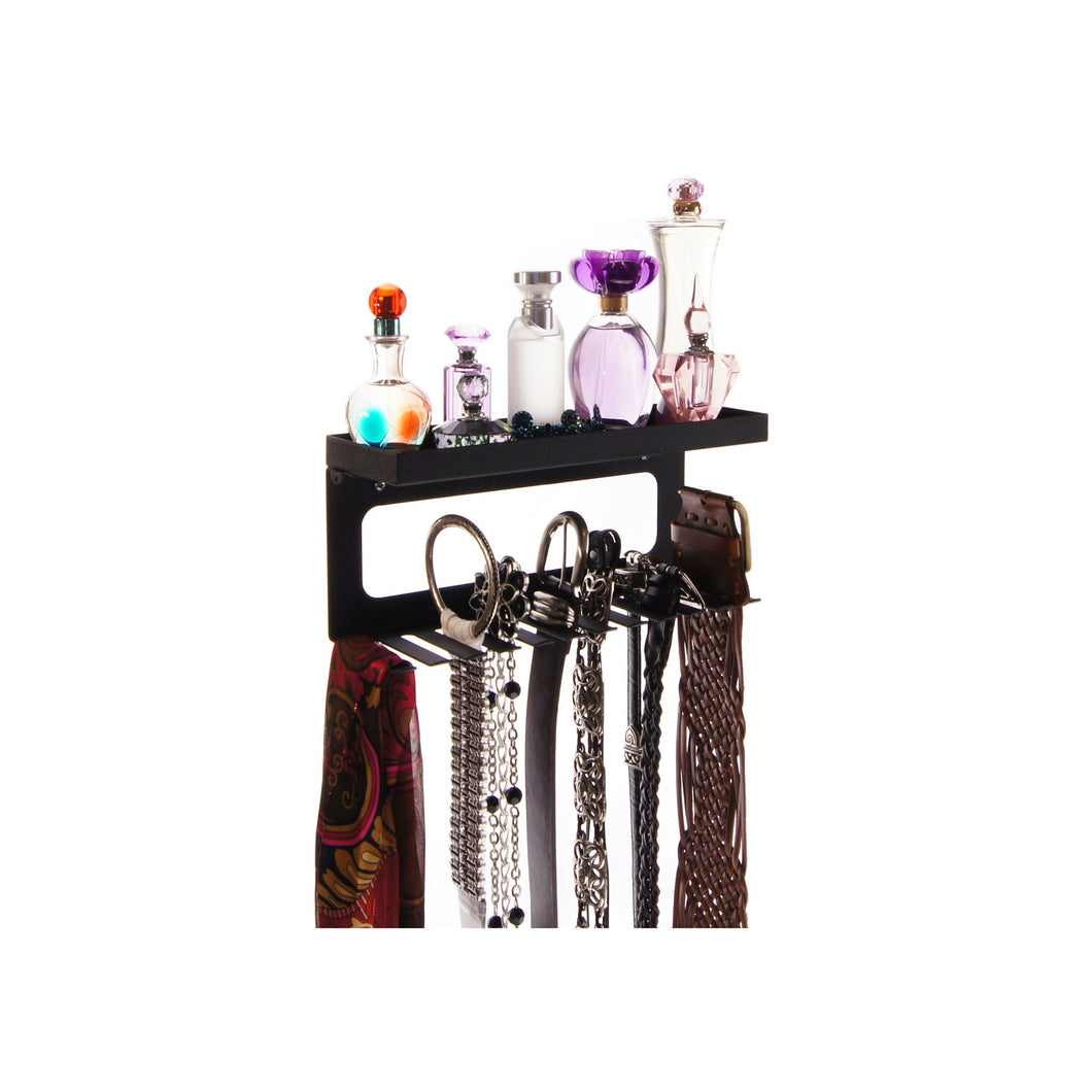 Belt Organizer Hanger, Hanging Belt Holder Closet Organizer Rack, Arinn