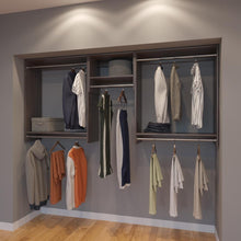 Load image into Gallery viewer, Modular Closets 8 FT Closet Organizer System - 96 inch - Style A