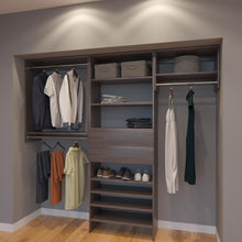 Load image into Gallery viewer, Modular Closets 8 FT Closet Organizer System - 96 inch - Style E