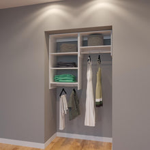 Load image into Gallery viewer, Modular Closets 4 Ft Closet Organizer System - 48 inch - Style B