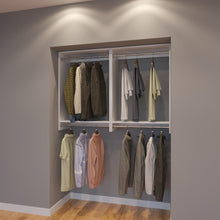 Load image into Gallery viewer, Modular Closets 5 FT Closet Organizer System - 60 inch - Style C