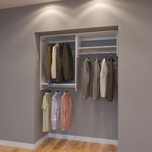 Load image into Gallery viewer, Modular Closets 5 FT Closet Organizer System - 60 inch - Style D