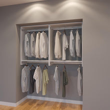 Load image into Gallery viewer, Modular Closets 5.5 FT Closet Organizer System - 66 inch - Style F