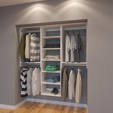 Load image into Gallery viewer, Modular Closets 6 FT Closet Organizer System - 72 inch - Style C