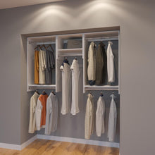 Load image into Gallery viewer, Modular Closets 6 FT Closet Organizer System - 72 inch - Style D