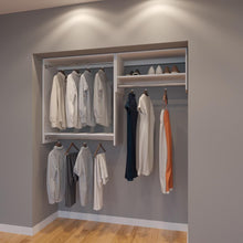 Load image into Gallery viewer, Modular Closets 6 FT Closet Organizer System - 72 inch - Style E